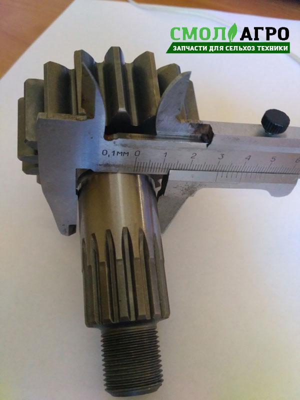 Вал шестерня 933325 DISCO 3050 (CLAAS) Z-18 D-30 мм