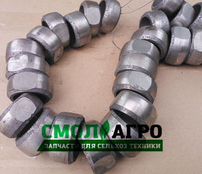 Втулка №972(ПБ 16.01.002А) металл для пресс-подборщика ПРФ-145/180