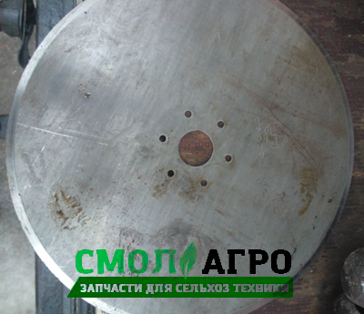 Диск СПР-10 01 01 для сеялки АПП 6 LEMKEN RUBIN