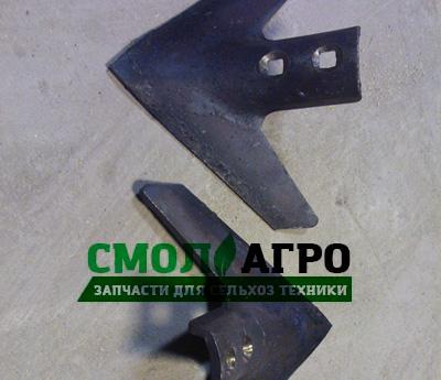 Лапа стрельчатая КЧ 270мм  для культиватора КЧ 5.1