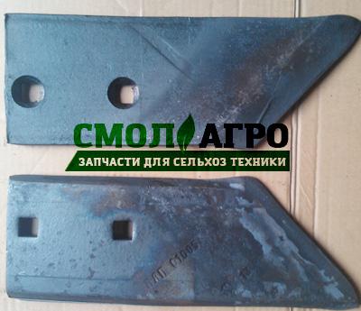 Накладка(долото) ПЛП 01.005А для плуга МЗШ