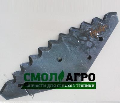 Нож СРК-11В.02.00.002 для кормораздатчика СРК-14В