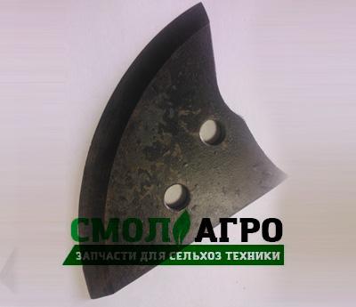 Нож секач 002.0027 для кормораздатчика ИСРК-12 (Хозяин)