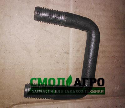 Скоба обоймы КПЦ М16х86 для культиватора КПС