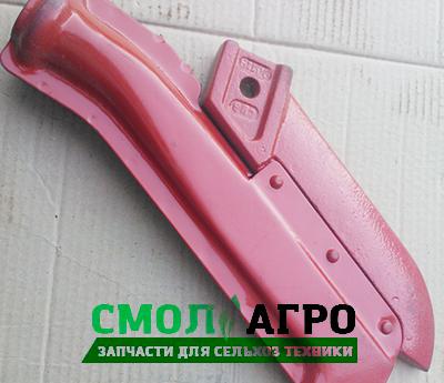 Сошник травяной килевидный СЕТ 00.720 для сеялки СЗТ