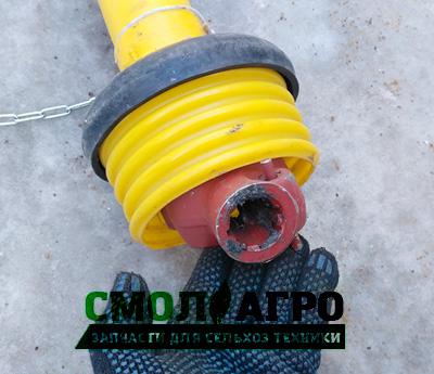 Вал карданный ПРТ-10 (АА 400),10.040.6000-19К для разбрасывателя ПРТ 10 - ПРТ 7А