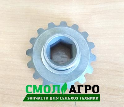 Колесо Z-16 РУ 02.02.604 для рассеивателя минеральных удобрений РУ-1600