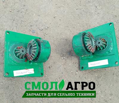 Передача коническая РУ 02.01.000-01 - РУ 02.01.000 для Рассеивателя минеральных удобрений РУ-1600