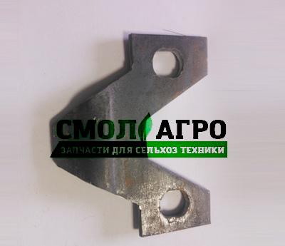 Прижим ножа низкий КЗНМ 08.403(КДП-4053,КЗНМ 08.407) для косилки КС-2.1