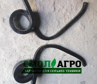 Стойка чизельная правая-левая КЧ для культиватора КЧ 5.1