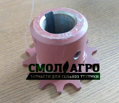 Полумуфта КОД 16.602 для разбрасывателя ПРТ 10 - ПРТ 7А