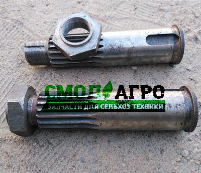 Вал ротора КПП-3,1.01.01.603-КДН 04.646 для косилки КДН 210 - КРН 2.1